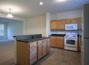 T3C townhouse kitchen.