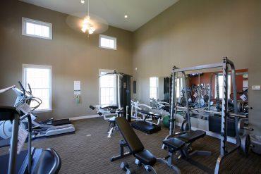 24/7 Fitness Center.