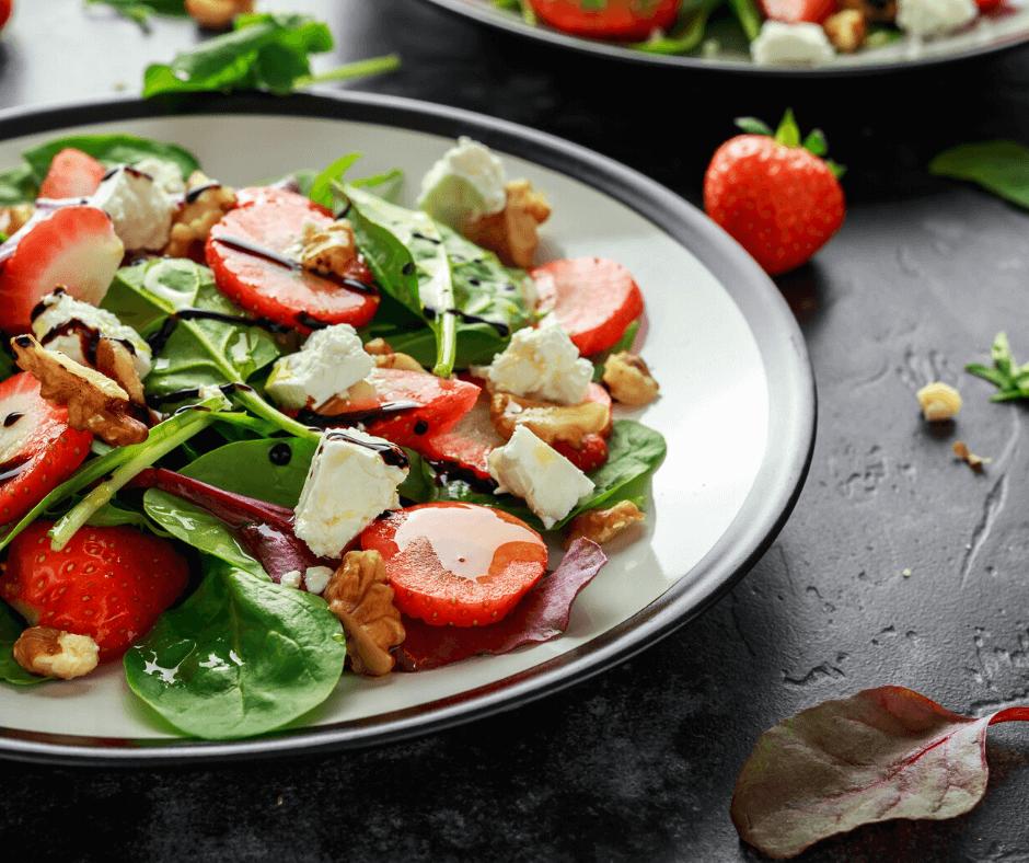 Fresh Spring Salad
