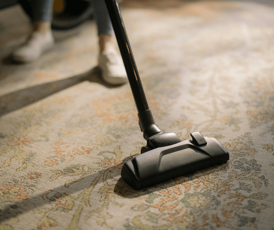 Are You Vacuuming Wrong?